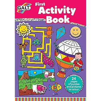 Libro de actividad Galt primero