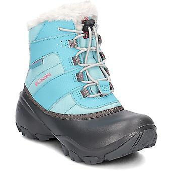 Columbia Rope Slep Iii Vanntett BC1323341 universelle vinter barn sko