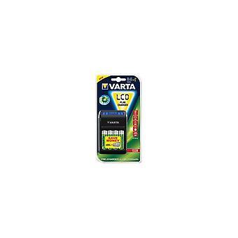 Varta VARTA-57677 LCD Stekker Batterijlader