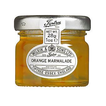 Tiptree Fine Cut Orange Marmalade Portions Pots
