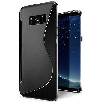 Black case for Samsung Galaxy S8+