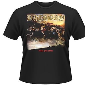 Bathory Blood Fire Death T-Shirt