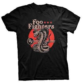 Foo Fighters-Snake T-Shirt