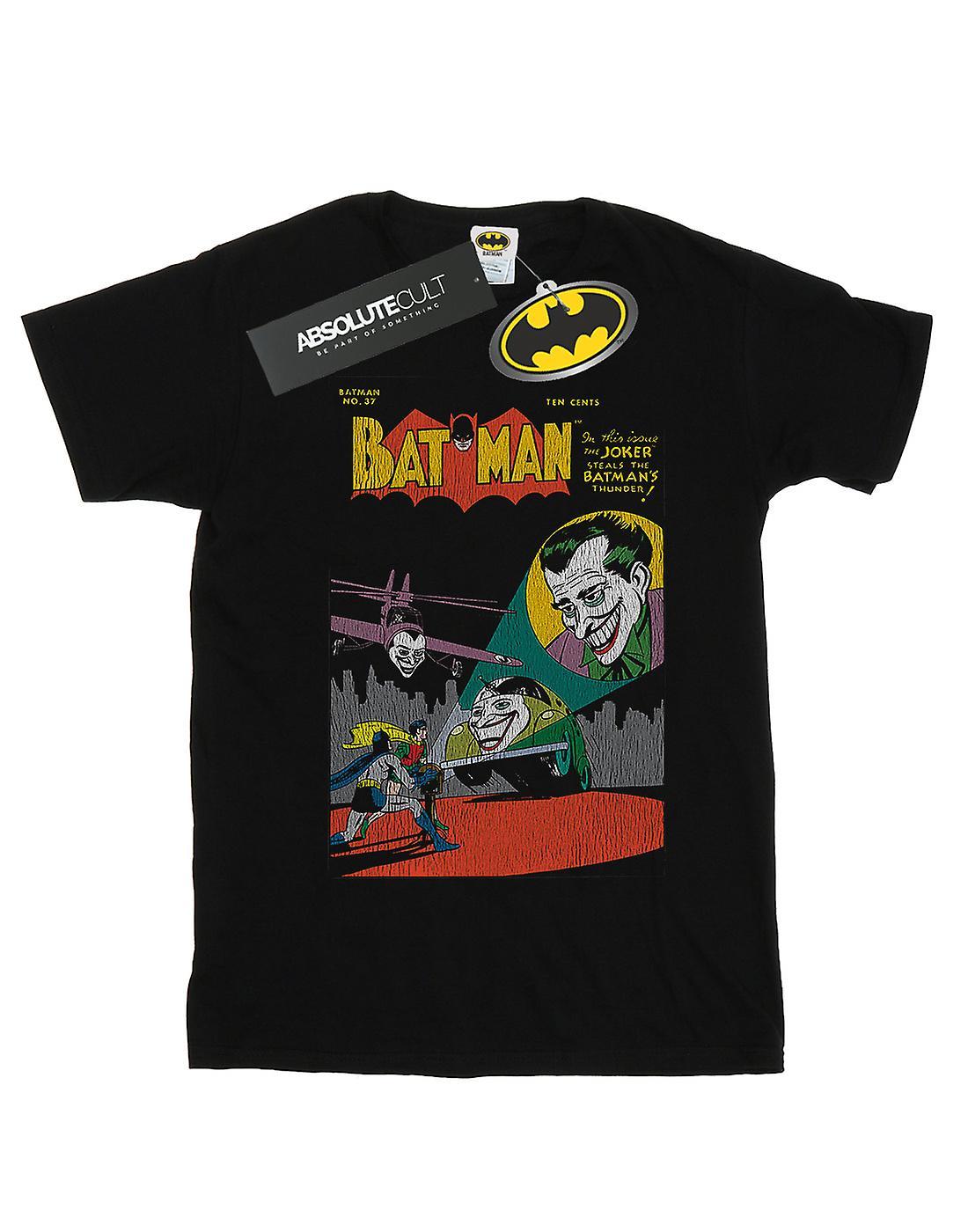 DC Comics Men's Batman No. 37 Cover T-Shirt