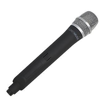 Microphone sans fil UHF fusée