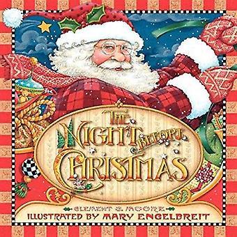 الليلة التي سبقت عيد الميلاد كليمنت جيم مور-ماري انجيلبريت-97