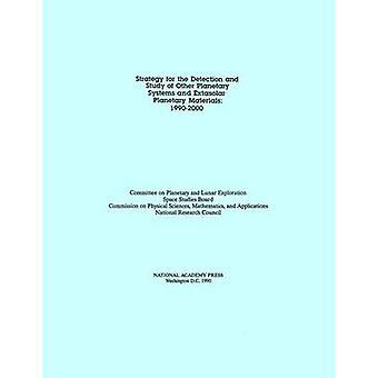 Strategia per la rilevazione e lo studio di altri sistemi planetari ed E