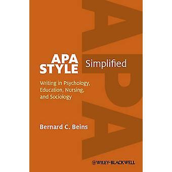 APA-Stil vereinfacht - Writing in der Psychologie - Ausbildung - Pflege - ein