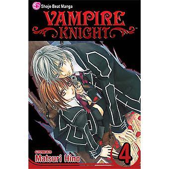 Vampire Knight de Matsuri Hino - livre 9781421515632