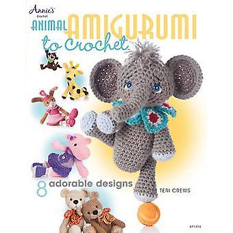 Animal Amigurumi to Crochet - 8 Adorable Designs by Teri Crews - 97815