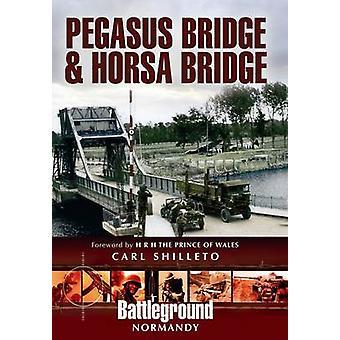 Pegasus brug en Horsa Bridge door Carl Shilleto - 9781848843097 boek