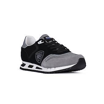 Blauer blk memphis fashion sneakers