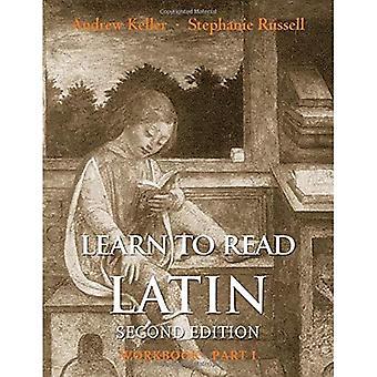 Lär dig att läsa Latin, andra upplagan (arbetsboken del 1)