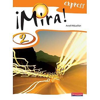Mira Express 2: Livre de l'élève