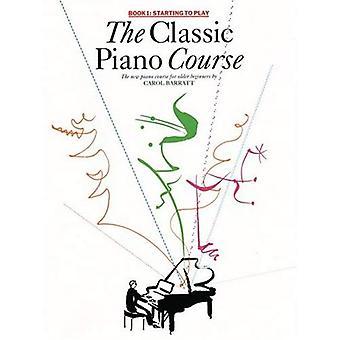 Börja spela (klassisk Piano kurs)