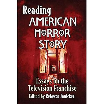 Lezing Amerikaanse horrorverhaal