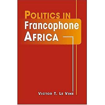 Politiek in Franstalig Afrika