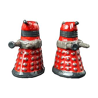 Doctor Who Dalek Salt & Pepper Set