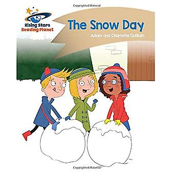 Lecture Planet - le jour de neige - or: Comet Street Kids (Rising Stars lire la planète)