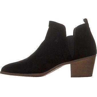 Stijl & Co. Womens Myrrah amandel teen enkel Fashion laarzen