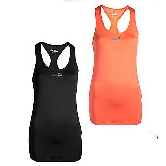 Ellesse Sport Tivoli Womens Dames Fitness mouwloos Vest Top
