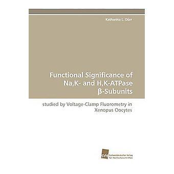 Funktionell betydelse na K och H KAtpase subenheter av KVR & Katharina L.