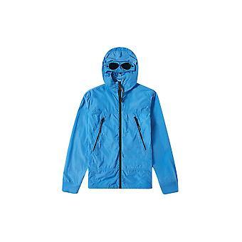 C.P. Company Undersixteen Dutch Blue Nylon Goggle Jacket