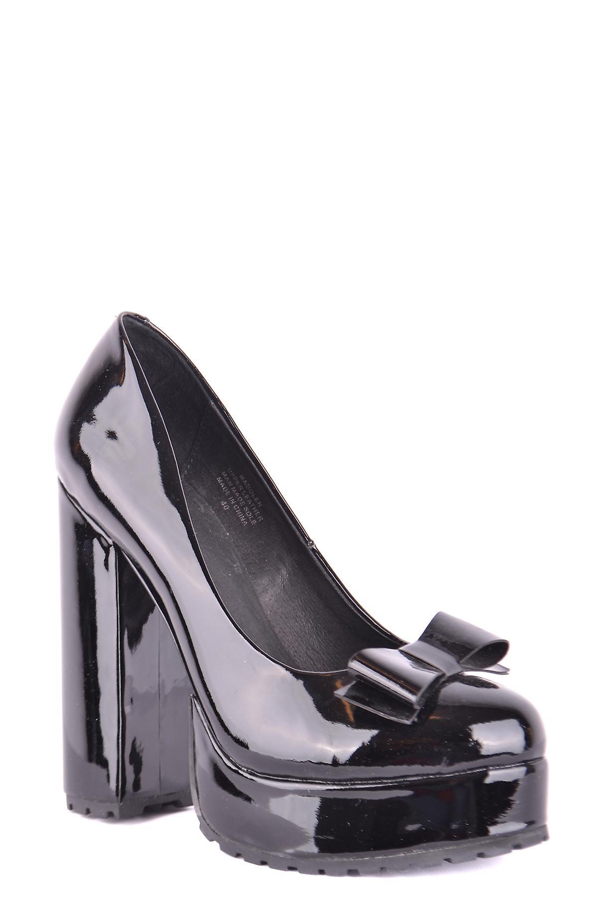 Jeffrey Campbell Ezbc132004 Women's Black Patent Leather Pumps