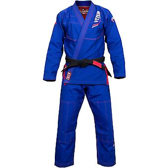Venum Mens Elite Light BJJ Gi - Royal Blue