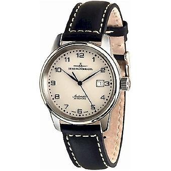 Zeno-watch mens watch of classic automatic 6554-e2
