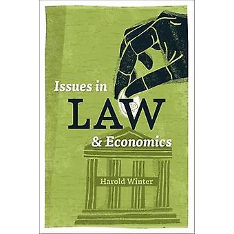 Issues in Law and Economics by Harold Winter - 9780226249629 Book