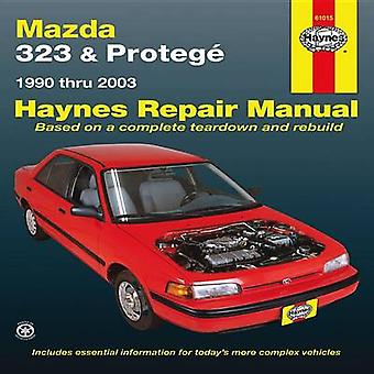 Mazda Protege Automotive Repair Manual by Editors Of Haynes Manuals -