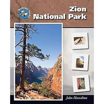 Zion National Park by John Hamilton - 9781604530964 Book
