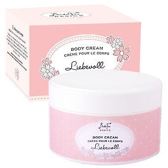 Badefee Body Cream Körpercream Liebevoll Erfrischend fruchtig zarte Süße 200 ml