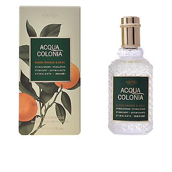 4711 Acqua Cologne Blood Orange & Basil Edc Spray 50 Ml Unisex