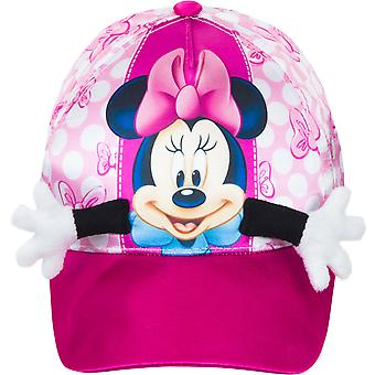Minnie Mouse Childrens/Girls Hug Baseball Cap