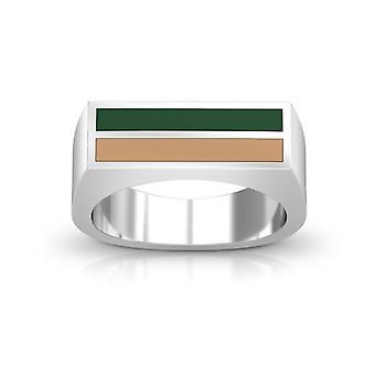 Ohio University Ring In Sterling Silver Design di BIXLER
