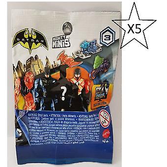 Batman slepej tašky Series 3-5 balenie dodávané