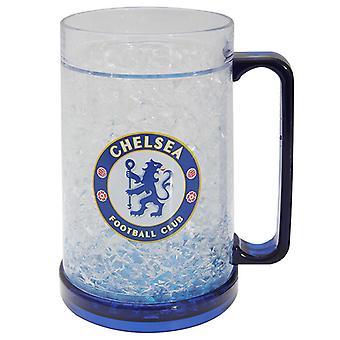 Chelsea FC Freezer Tankard Taza