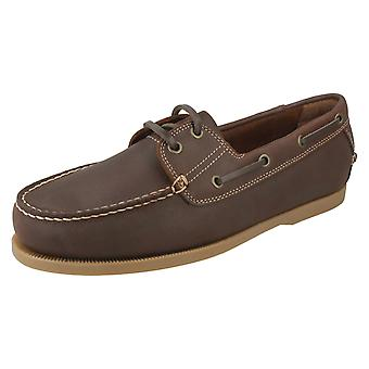 Mens Sterling & Hunt Casual Boat Shoes Rio