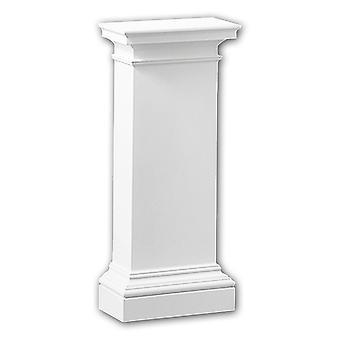 Half column pedestal Profhome 118003