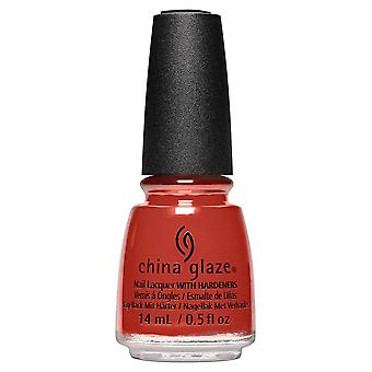 China Glaze Gone West 2019 Nail Polish Collection - Campfired Up! (84718) 14ml