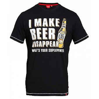 DUKE Duke Bierprint T-shirt