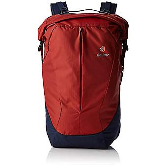 Deuter XV 3 - Unisex Backpacks Adult - Red (Lava/Navy) - 24x36x45 cm (W x H L)