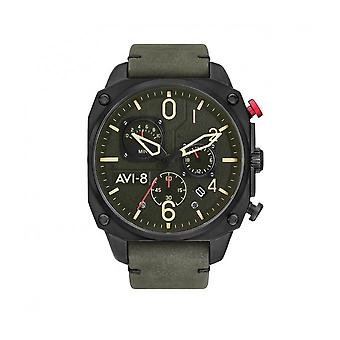 AVI-8 - Wristwatch - Men - Hawker Hunter AV-4052 - AV-4052-08 - Vert