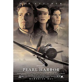 Pearl Harbor (Style B Advance) (2001) Original Cinema Poster