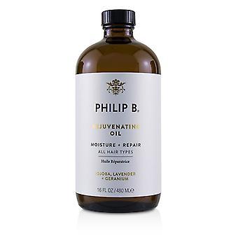 Philip B Rejuvenating Oil (moisture + Repair - All Hair Types) - 480ml/16oz
