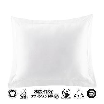 Snipe pillowcase Eco Fairtrade 600 tc Egyptian cotton satin Ella