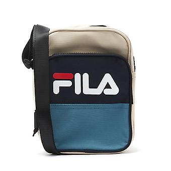 Fila Rufus bleget sand/peacoat/Blue Cross Body bag