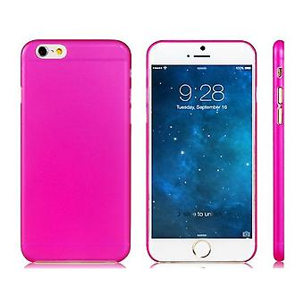 Iphone 6 / 6S 4.7 Ultra-Thin Plastic Protective Case Pink